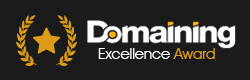Domaining site recommended by Domaining.com